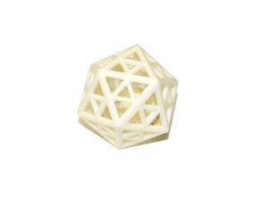 3Dプリンター出力品 ABS_二重構造