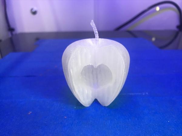 3Dプリント出力中空構造