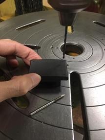 3Dプリンター-フットペダル7