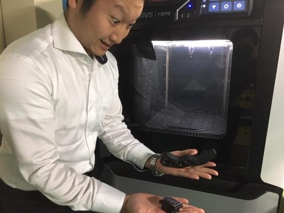 3Dプリンター-フットペダル12